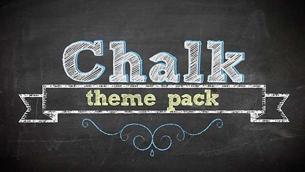 church media chalk