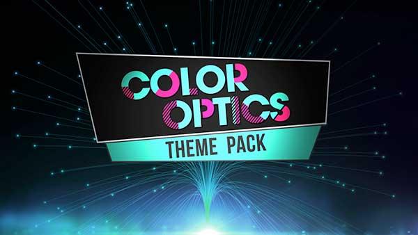 church media color optics