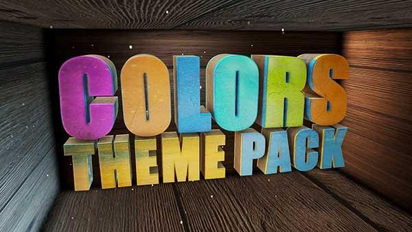 church media colors