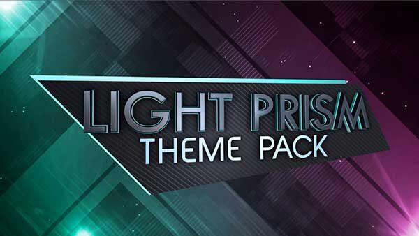 church media light prism