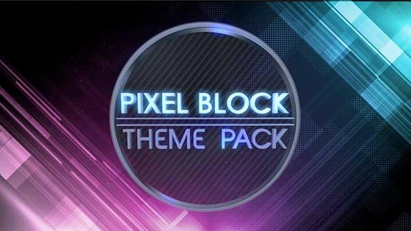 church media pixel block