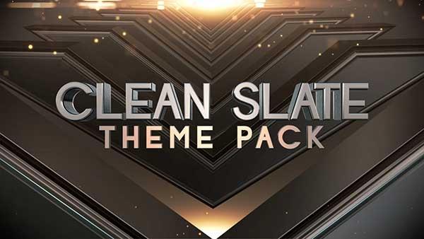 church media clean slate