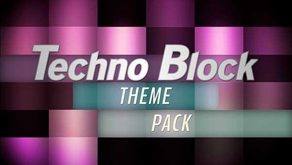 church media techno block
