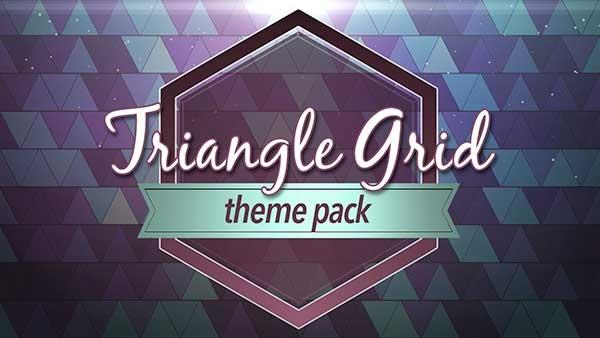 church media triangle grid