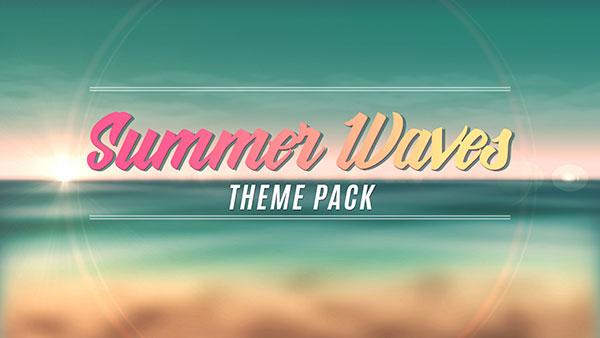 summer church media waves