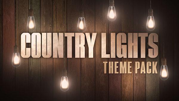 fall church media country lights