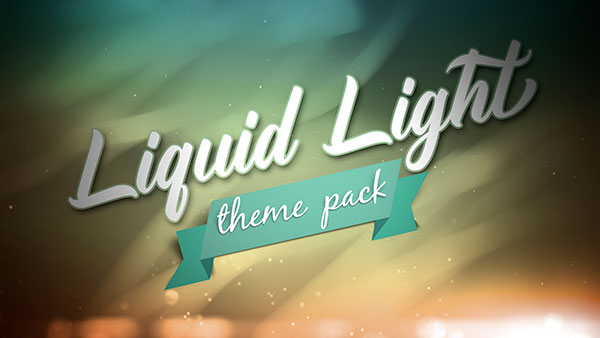 church media liquid light