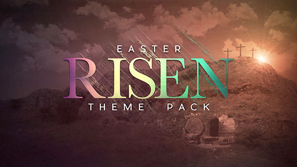 easter church media risen