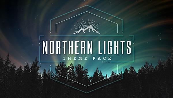 church media northern lights