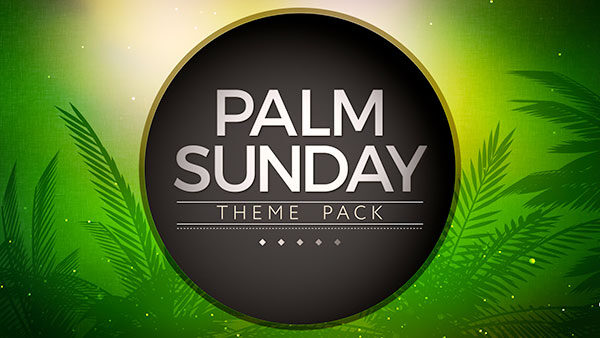 church media palm sunday 2