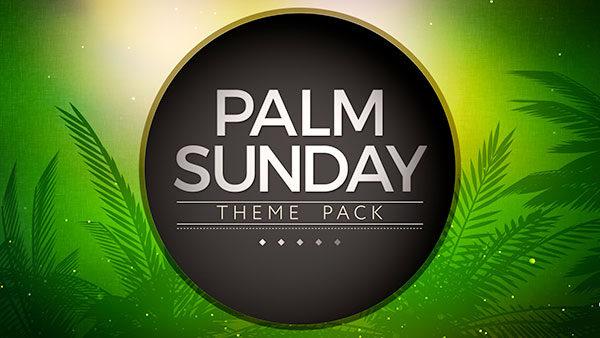 church media palm sunday 2