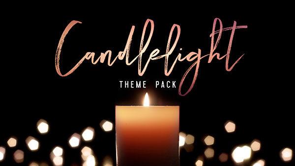 christmas church media candlelight
