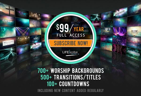 church media subscription