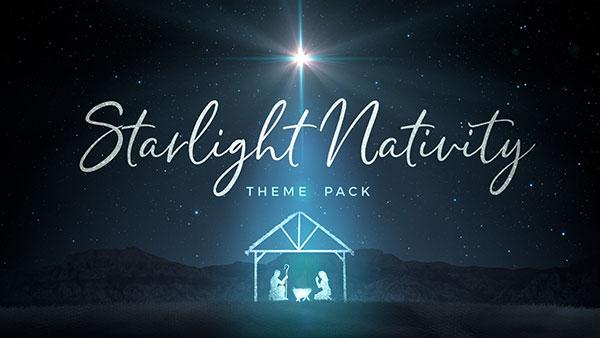 christmas church media starlight nativity