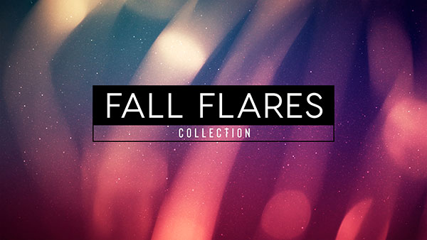 church media fall flares